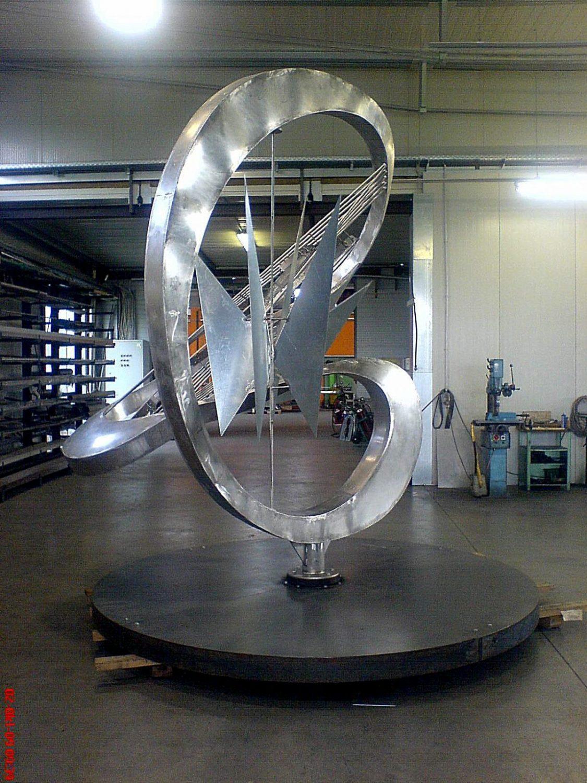 Skulptur Roberto Lauro