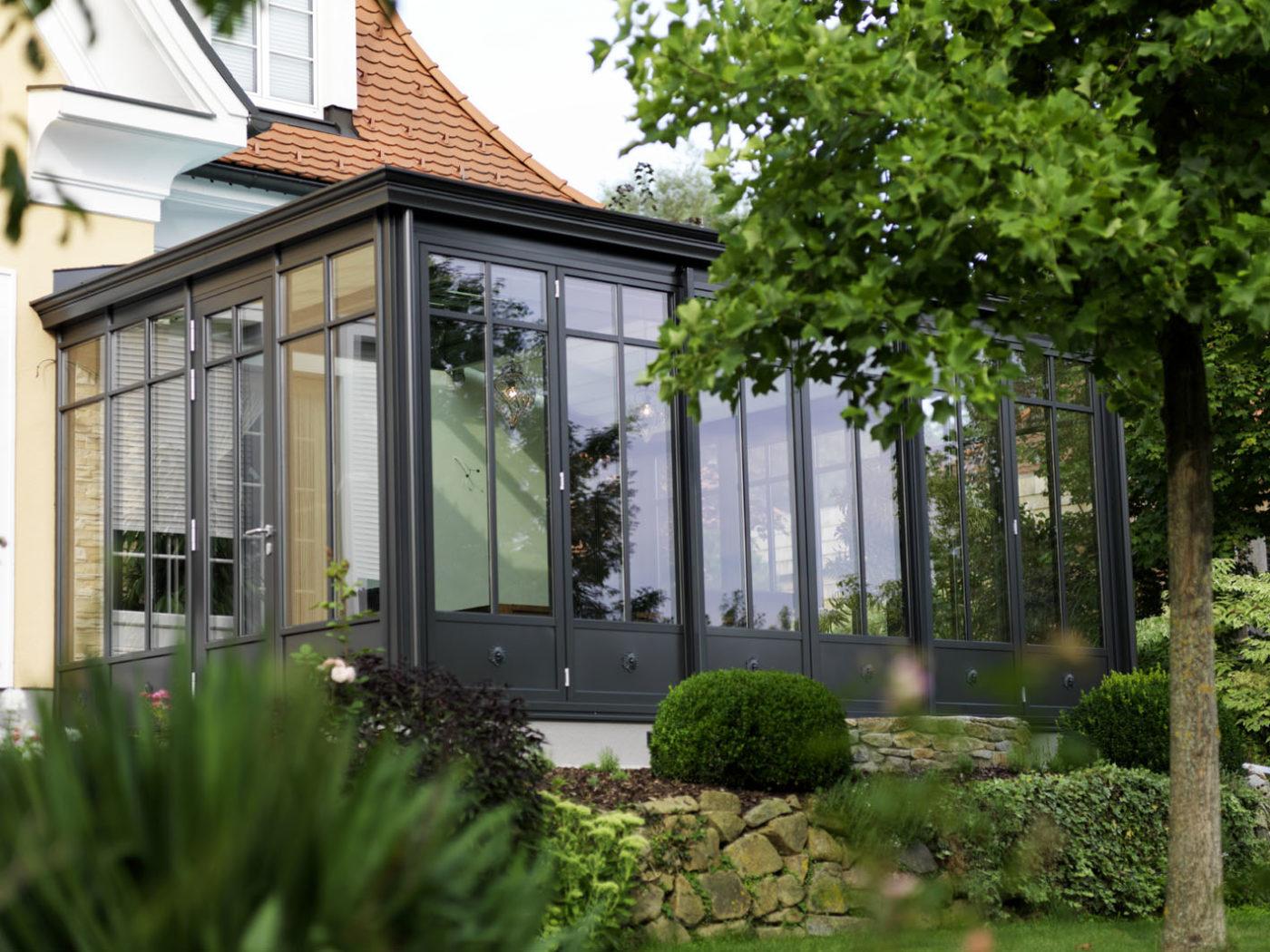 Wintergarten-Stil-aussen