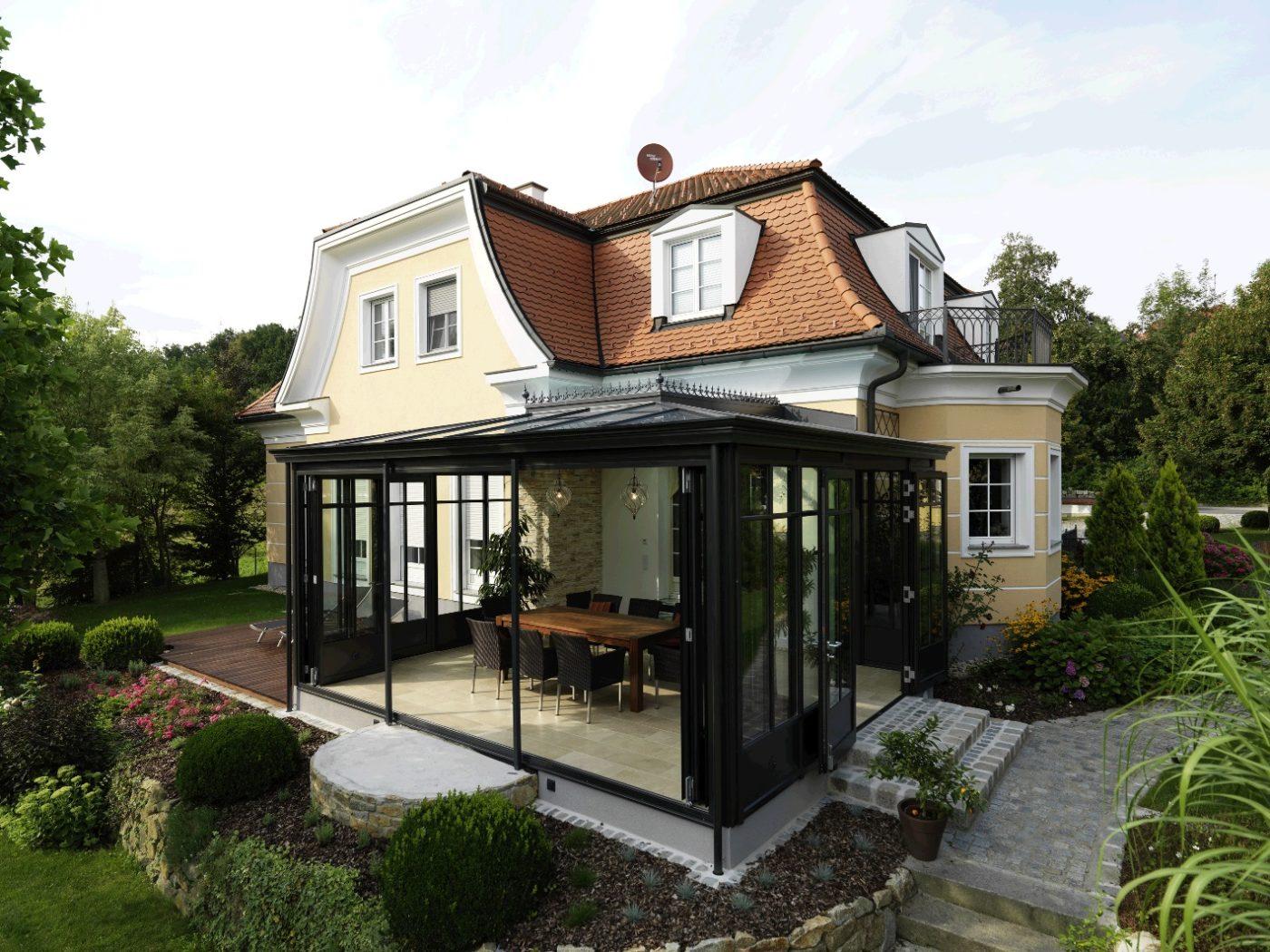 Wintergarten-Stil